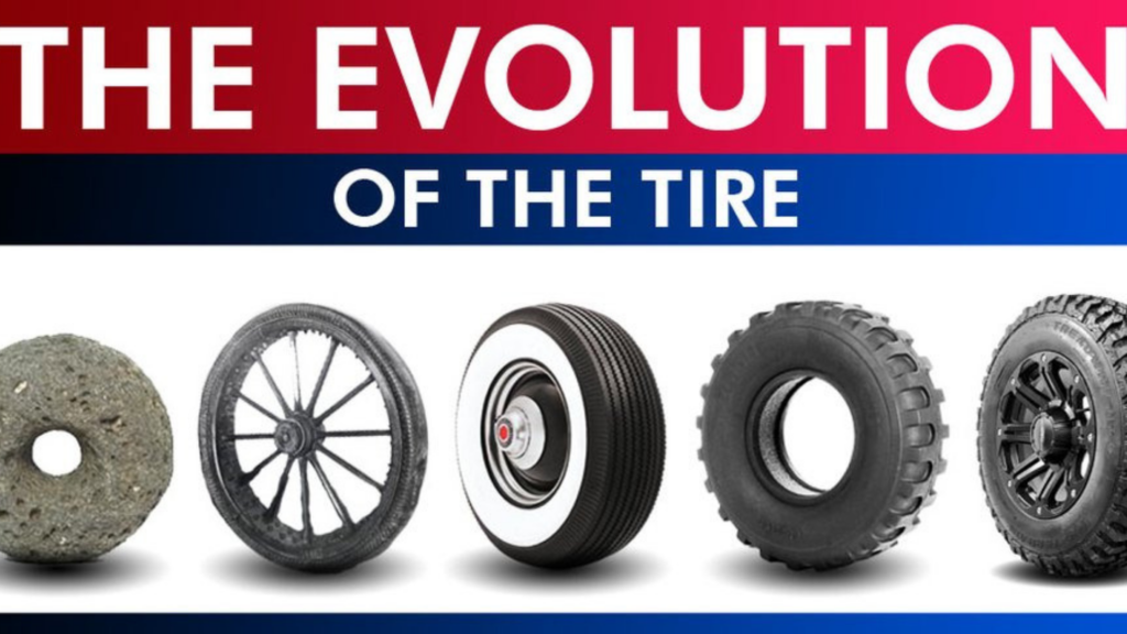 evolution of tires